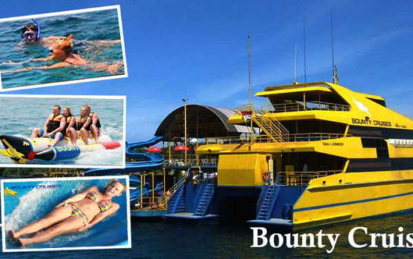 bounty cruises bali destiny travel