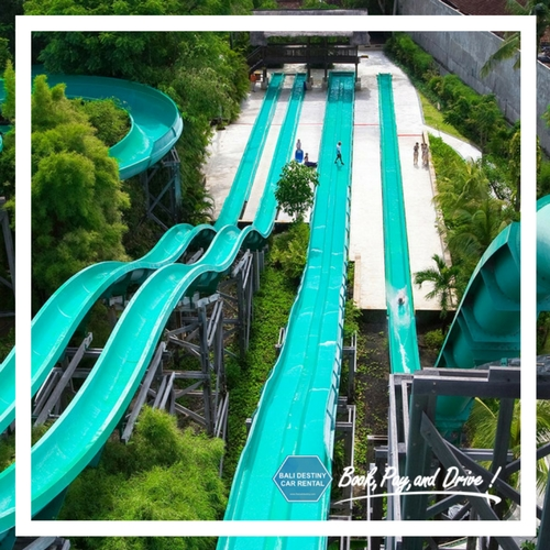 Waterbom Bali Destiny Travel