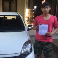 jovi from jakarta rent car to Bali Destiny
